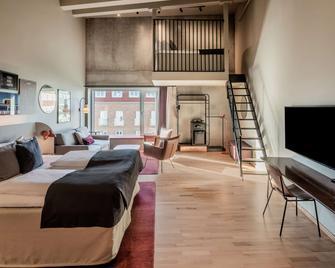 Scandic Kødbyen - Copenhagen - Bedroom