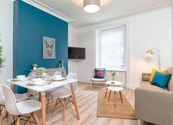 West Mount Apartment - Aberdeen - Spisestue