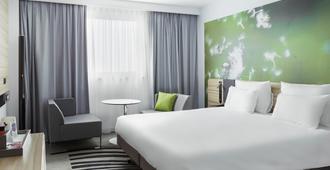 巴黎戴高樂機場諾富特酒店 - Tremblay-en-France - 魯瓦西恩法國 - 臥室