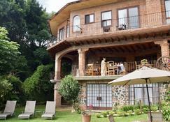 天使之家酒店 - 泰波茲蘭 - Tepoztlán - 建築