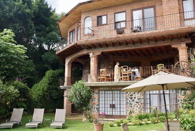 Hotel Casa del Angel - Tepoztlan - Rakennus