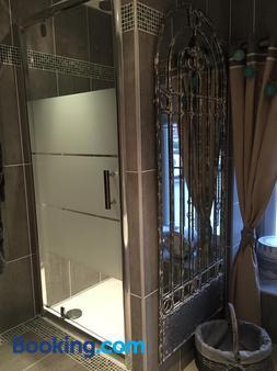 B&B Nuits Campagnardes - Campagne-lès-Hesdin - Bathroom