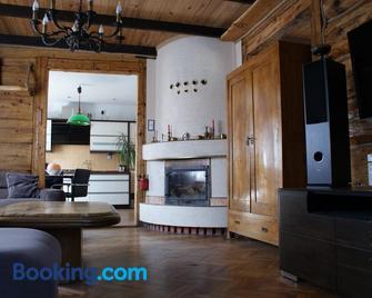 Apartments Sanok - Sanok - Living room