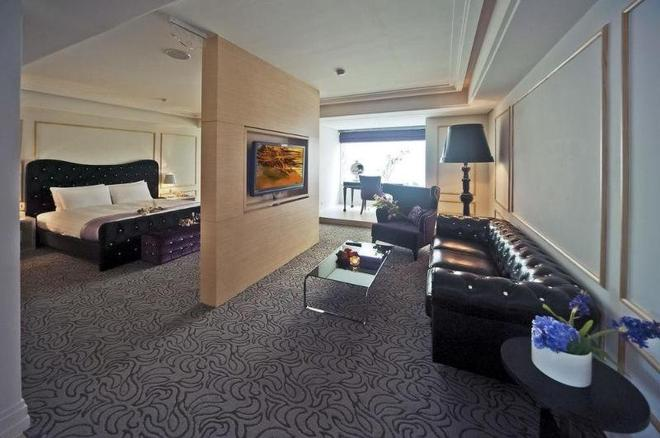 Herz Hotel - Taichung - Living room