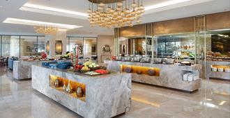 Intercontinental Istanbul - Istanbul - Buffet
