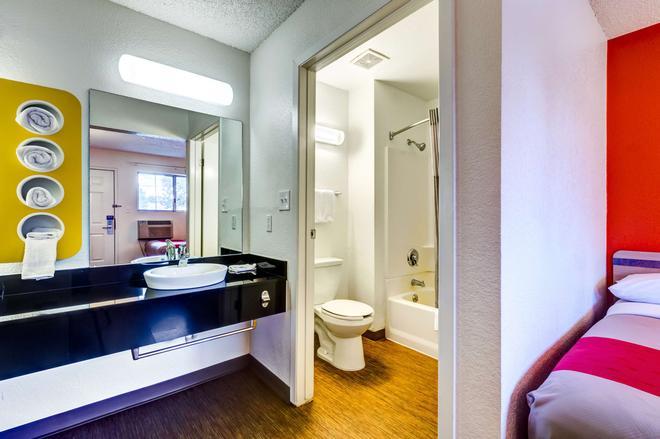 Motel 6 Denver West Wheat Ridge - North - Wheat Ridge - Baño