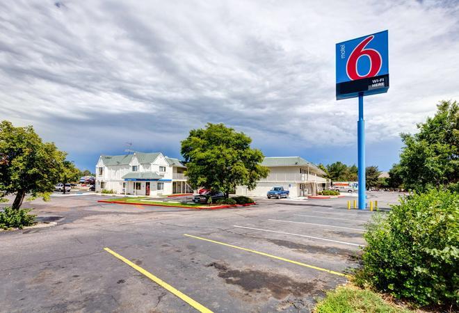 Motel 6 Denver West Wheat Ridge - North - Wheat Ridge - Edificio