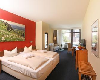 Hotel Gersfelder Hof - Gersfeld - Schlafzimmer