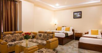 サムナン ラオール プノンペン ホテル - プノンペン - 寝室