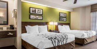 查爾斯頓斯利普酒店 - 查爾斯頓 - 查爾斯頓(南卡羅來納州) - 臥室