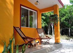 Casa Kaan - Xpujil - Patio