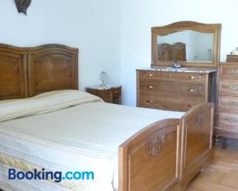 Appartamento La Condemine - Introd - Bedroom