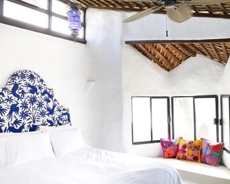 La Bohemia Hotel Pequeno - Todos Santos - Bedroom