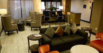 Best Western PLUS Omaha Airport Inn - Carter Lake - Lounge