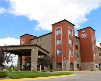 Best Western PLUS Omaha Airport Inn - Carter Lake - Edificio
