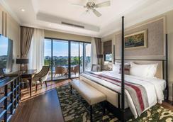 芽莊長灘芬珍珠度假酒店及Spa - 芽莊 - 臥室