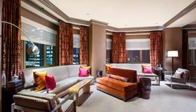 Fairmont Chicago - Millennium Park - Chicago - Living room
