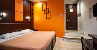 Paladin Hotel - באגיו סיטי - חדר שינה