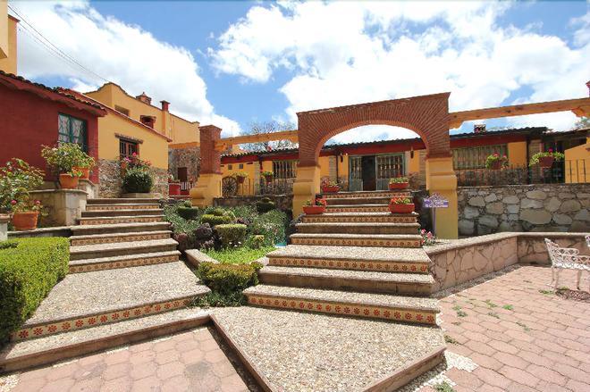 拉普拉塔別墅酒店 - 瓜納華多 - 瓜納華托