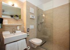 베이직 호텔 인스브룩 - 인스브루크 - 욕실
