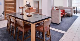 Holiday Inn Express & Suites San Antonio NW-Medical Area - סן אנטוניו - חדר אוכל