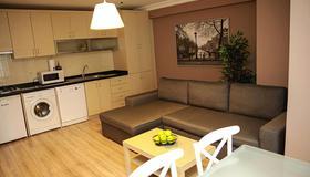 Akin Suites Istanbul - Istanbul - Living room