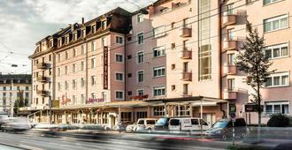 Mercure Stoller Zurich - Zurique - Edifício