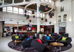 Park Inn by Radisson Cardiff City Centre - Cardiff - Hành lang