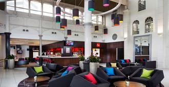 Park Inn by Radisson Cardiff City Centre - קארדיף - לובי