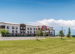 Comfort Inn & Suites - Sheridan - Building