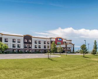 Comfort Inn & Suites Sheridan - Sheridan - Gebouw