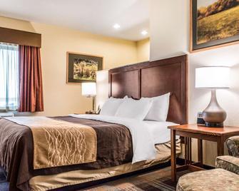 Comfort Inn & Suites Sheridan - Sheridan - Schlafzimmer