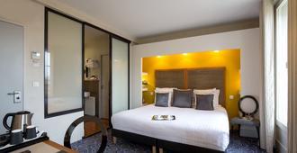 Hôtel de Normandie - Bordeaux - Bedroom