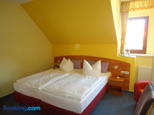 Hotel Wilhelmshof - Ribnitz-Damgarten - Bedroom
