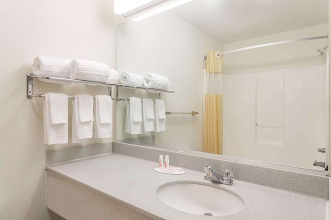 Days Inn by Wyndham, Jesup - Jesup - Bathroom