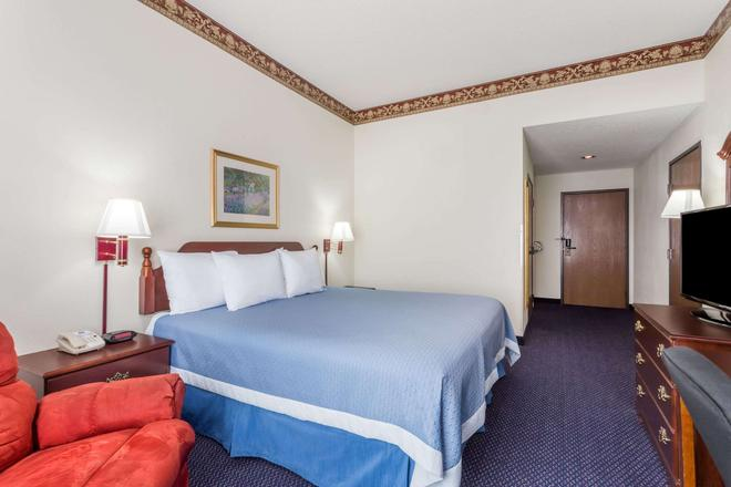 Days Inn by Wyndham, Jesup - Jesup - Bedroom