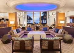 Fort Lauderdale Marriott Harbor Beach Resort & Spa - Fort Lauderdale - Area lounge