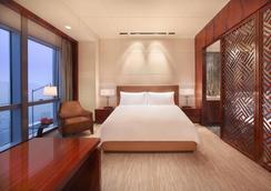 Grand Hyatt Shenzhen - Thẩm Quyến - Phòng ngủ