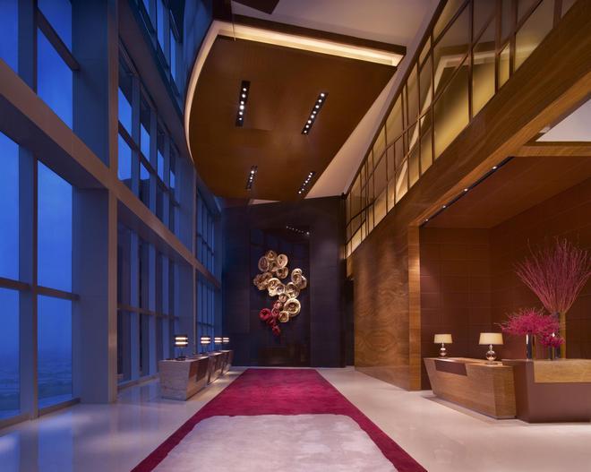 Grand Hyatt Shenzhen - Thẩm Quyến - Toà nhà