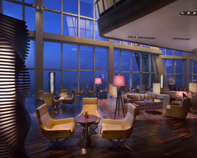 Grand Hyatt Shenzhen - Thẩm Quyến - Lounge