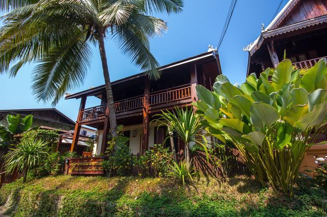 Villa Laodeum Nam Khan View - Louangphabang - Rakennus