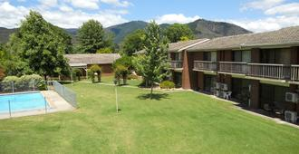Bogong View Motor Inn - Bright - Building