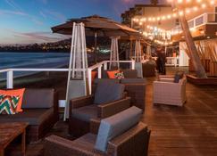 Pacific Edge Hotel on Laguna Beach - Пляж Laguna Beach - Балкон