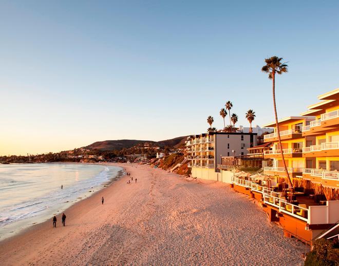 Pacific Edge Hotel on Laguna Beach - Laguna Beach - Toà nhà