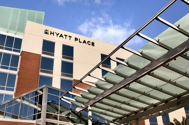 Hyatt Place Houston-Nrthwst/Cy Fair - Houston - Building