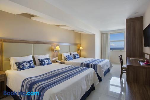 Hotel Atlantico Praia - Rio de Janeiro - Phòng ngủ