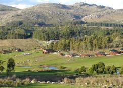 Cabañas Valle de los Ciervos - Tandil - Vista del exterior