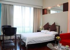 Skiline - Shanghai Serviced Apartments - Shangai - Habitación