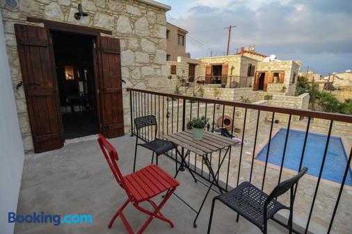 Aliki's House 1+ 2 - Polis Chrysochous - Balcony
