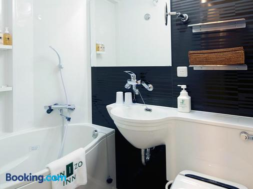 Unizo Inn金澤百萬石通 - 金澤市 - 浴室